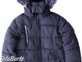 Teplá zimná bunda na 8 rokov , Pre deti, Detské oblečenie    Tetaberta.sk - bazár, inzercia zadarmo