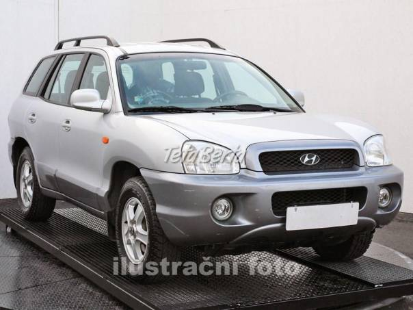 Hyundai Santa Fe  2.0 CRDi, Serv.kniha,ČR, foto 1 Auto-moto, Automobily | Tetaberta.sk - bazár, inzercia zadarmo