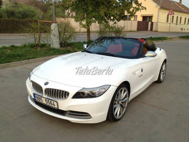 BMW Z4 3.5 Sdrive, foto 1 Auto-moto, Automobily | Tetaberta.sk - bazár, inzercia zadarmo