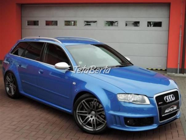 Audi RS4 V8 - 4.2FSi QUATTRO 420 PS , foto 1 Auto-moto, Automobily | Tetaberta.sk - bazár, inzercia zadarmo
