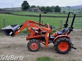 Malotraktor Kubota V-BV-700 1D , Poľnohospodárske a stavebné stroje, Poľnohospodárské stroje  | Tetaberta.sk - bazár, inzercia zadarmo