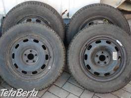 Škoda Octavia I, Golf IV, A3, Leon disky+pneu