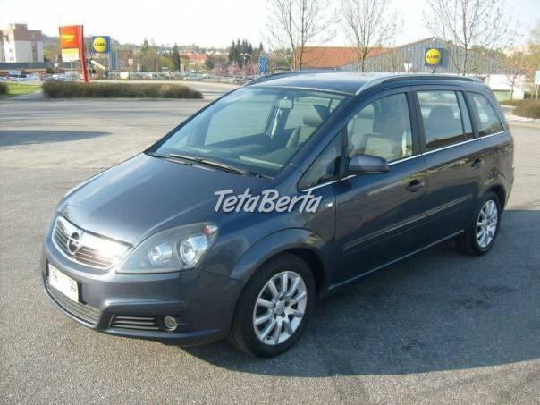 Opel Zafira 1.9CDTi, foto 1 Auto-moto, Automobily | Tetaberta.sk - bazár, inzercia zadarmo