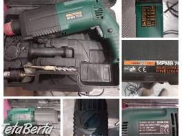 Hľadám elektrikára na opravu vŕtačky , Elektro, Drobná domáca elektronika  | Tetaberta.sk - bazár, inzercia zadarmo