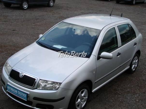 Škoda Fabia 1.4 TDI Ambiente klima, foto 1 Auto-moto, Automobily | Tetaberta.sk - bazár, inzercia zadarmo