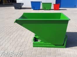 Kontajner NTK 300 litrov , Obchod a služby, Stroje a zariadenia  | Tetaberta.sk - bazár, inzercia zadarmo