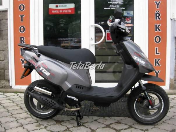 TGB Tapo Tapo 50 2T silver, foto 1 Auto-moto | Tetaberta.sk - bazár, inzercia zadarmo