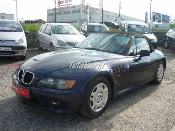 BMW Z3 Kabrio, foto 1 Auto-moto, Automobily | Tetaberta.sk - bazár, inzercia zadarmo