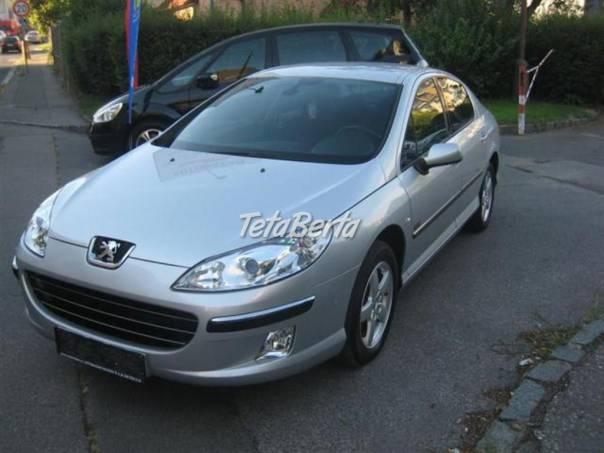 Peugeot 407 1,6 HDi 1. majitel NAVIGACE, foto 1 Auto-moto, Automobily | Tetaberta.sk - bazár, inzercia zadarmo