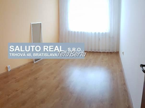 Ponúkame na predaj veľký 3 izb. byt Pribišova ulica, Karlova Ves. Bratislava. , foto 1 Reality, Byty | Tetaberta.sk - bazár, inzercia zadarmo