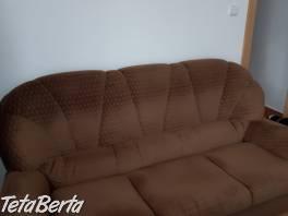 Predám rozkladaciu sedaciu súpravu , Dom a záhrada, Kreslá a sedacie súpravy  | Tetaberta.sk - bazár, inzercia zadarmo