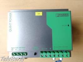 Zdroj napájania PHOENIX CONTACT - QUINT-PS-3X400-500AC/24DC/20 , Elektro, Ostatné  | Tetaberta.sk - bazár, inzercia zadarmo
