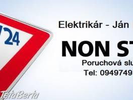 Elektrikár Bratislava – Dúbravka , Obchod a služby, Stroje a zariadenia  | Tetaberta.sk - bazár, inzercia zadarmo