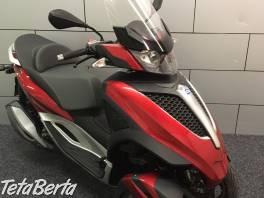 Piaggio MP3 Yourban LT 300IE , Auto-moto, Motocykle a Štvorkolky    Tetaberta.sk - bazár, inzercia zadarmo