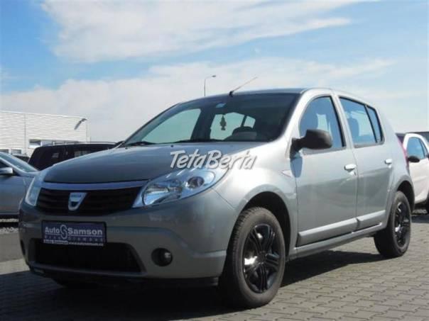 Dacia Sandero 1.2i -16V *KLIMATIZACE*ABS*, foto 1 Auto-moto, Automobily | Tetaberta.sk - bazár, inzercia zadarmo