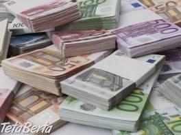 RÝCHLE FINANCOVANIE MEDZI OBZVLÁŠŤ ZÁVAŽNÉ , Práca, Práca v zahraničí  | Tetaberta.sk - bazár, inzercia zadarmo