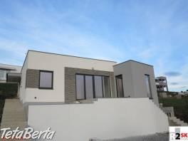 Prenajmeme rodinný dom - Bungalov, Žilina - Gbeľany, novostavba, R2 SK.