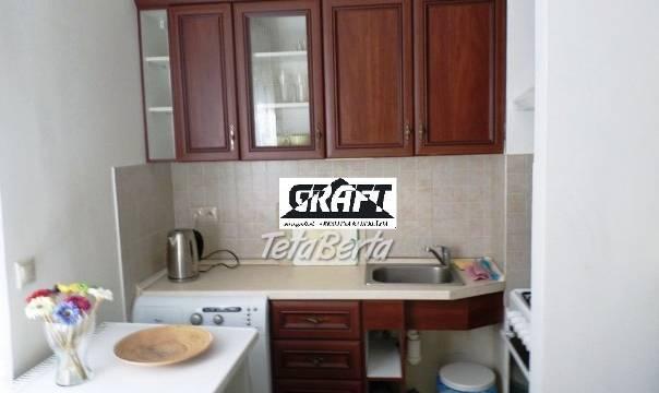 GRAFT ponúka 1-gars. Kapušianska ul. - Ružinov , foto 1 Reality, Byty | Tetaberta.sk - bazár, inzercia zadarmo
