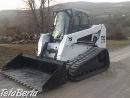 Pásový smykový nakladač Bobcat T2P50 , Poľnohospodárske a stavebné stroje, Stavebné stroje  | Tetaberta.sk - bazár, inzercia zadarmo