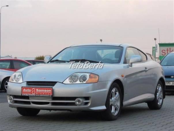 Hyundai Coupé 2.0i *AUTOKLIMA*ABS*, foto 1 Auto-moto, Automobily   Tetaberta.sk - bazár, inzercia zadarmo