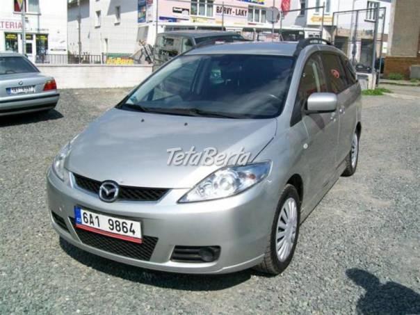 Mazda 5 2,0i  KEYLESS-GOO, foto 1 Auto-moto, Automobily | Tetaberta.sk - bazár, inzercia zadarmo