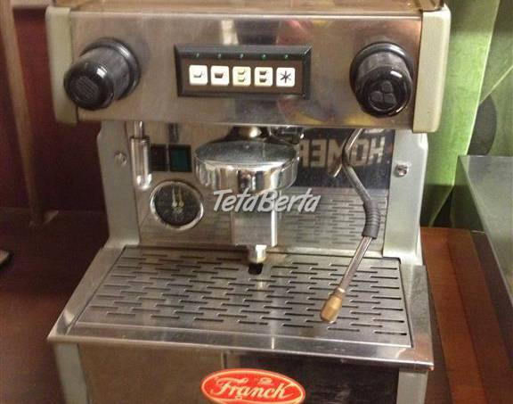 bdbb1c5b5 Predám profesionálny pákový kávovar | Tetaberta.sk - bazár, inzercia zadarmo