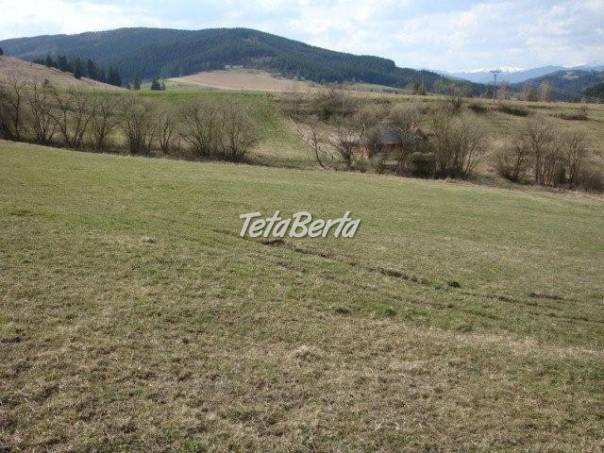 Pozemok na stavbu Chalupy/RD na Čiernom Balogu, foto 1 Reality, Pozemky | Tetaberta.sk - bazár, inzercia zadarmo