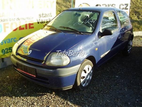 Renault Clio 1.2 Access, foto 1 Auto-moto, Automobily | Tetaberta.sk - bazár, inzercia zadarmo