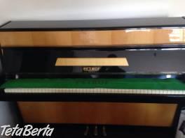 Predám klavír PETROFF , Hobby, voľný čas, Film, hudba a knihy  | Tetaberta.sk - bazár, inzercia zadarmo