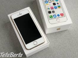 Predám Iphone 5S gold  , Elektro, Mobilné telefóny  | Tetaberta.sk - bazár, inzercia zadarmo