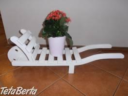 Fúrik na kvety - dekorácia , Dom a záhrada, Záhradný nábytok, dekorácie  | Tetaberta.sk - bazár, inzercia zadarmo