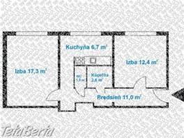 Predaj 2izb.byt, Bratislava II, Vrakuňa, Slatinská ul. , Reality, Byty  | Tetaberta.sk - bazár, inzercia zadarmo