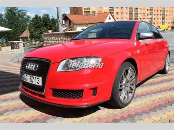 Audi A4 2,0 TDI Quatro S line navi, foto 1 Auto-moto, Automobily | Tetaberta.sk - bazár, inzercia zadarmo