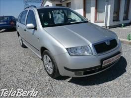 Škoda Fabia 1,4 i 55kW, klima , Auto-moto, Automobily  | Tetaberta.sk - bazár, inzercia zadarmo