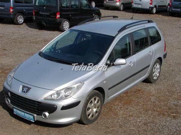 Peugeot 307 1,6 16V KLIMA SERVISKA, foto 1 Auto-moto, Automobily   Tetaberta.sk - bazár, inzercia zadarmo