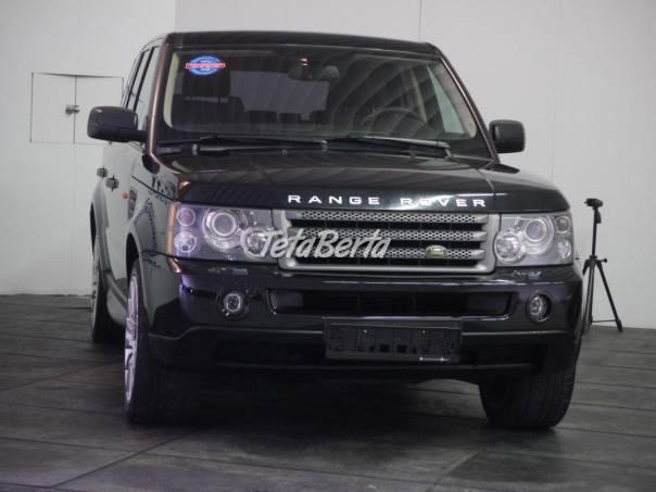Land Rover Range Rover Sport /2,7 TDi/ KŮŽE, foto 1 Auto-moto, Automobily   Tetaberta.sk - bazár, inzercia zadarmo