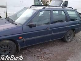 Rozpredávam Ford Escort 97r diesel TD combi  , Auto-moto, Automobily  | Tetaberta.sk - bazár, inzercia zadarmo