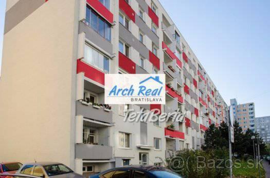 Ponúkame na predaj 3 - izbový pekný byt ul. Osuského, Petržalka - Zrkadlový háj, Bratislava V. Kompletná rekonštrukcia, foto 1 Reality, Byty | Tetaberta.sk - bazár, inzercia zadarmo