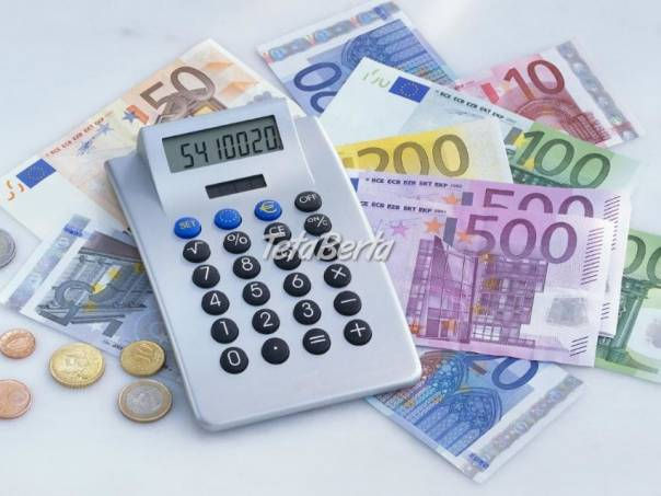 Výnimočný úver medzi jednotlivcami, foto 1 Obchod a služby, Ostatné | Tetaberta.sk - bazár, inzercia zadarmo
