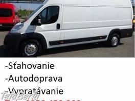 Stará Turá Sťahovanie Autodoprava, Vypratávanie , Obchod a služby, Preprava tovaru    Tetaberta.sk - bazár, inzercia zadarmo