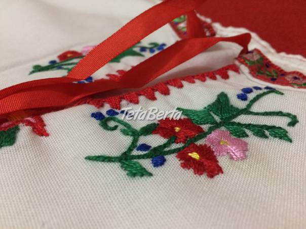 Predám detskú ručne vyšívanú/krojovú košielku , foto 1 Móda, krása a zdravie, Oblečenie | Tetaberta.sk - bazár, inzercia zadarmo