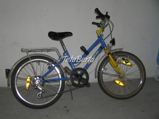 Detský bicykel 20, foto 1 Pre deti, Školské potreby | Tetaberta.sk - bazár, inzercia zadarmo