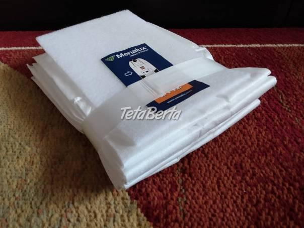 Predám sáčky do vysávača Menalux 2112. , foto 1 Elektro, Drobná domáca elektronika | Tetaberta.sk - bazár, inzercia zadarmo
