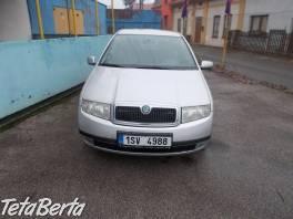 Škoda Fabia 1,4 i , Auto-moto, Automobily    Tetaberta.sk - bazár, inzercia zadarmo
