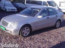 Mercedes-Benz Třída C 220 CDi , Auto-moto, Automobily  | Tetaberta.sk - bazár, inzercia zadarmo
