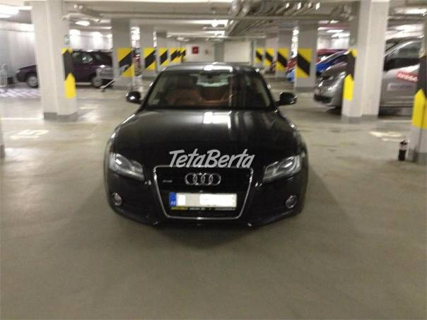 Audi A5 3.0 TDI QUATRO NAJETO 49.000 km !!!!, foto 1 Auto-moto, Automobily | Tetaberta.sk - bazár, inzercia zadarmo