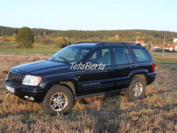 Jeep Grand Cherokee 4.7 V8 Limited, foto 1 Auto-moto, Automobily | Tetaberta.sk - bazár, inzercia zadarmo