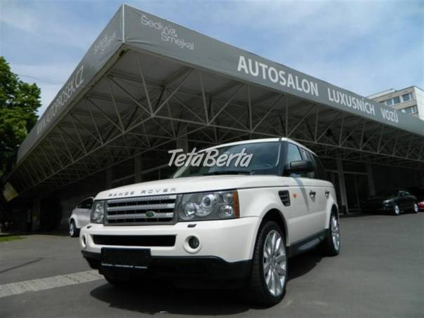 Land Rover Range Rover Sport 3.6 TDV8, foto 1 Auto-moto, Automobily | Tetaberta.sk - bazár, inzercia zadarmo