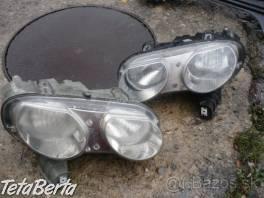 Predám predné svetlomety na Rover 75 použité bez skrabancov , Náhradné diely a príslušenstvo, Automobily    Tetaberta.sk - bazár, inzercia zadarmo