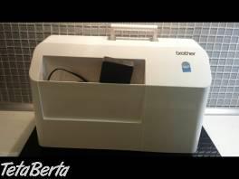 Predám nový japonský šijací stroj Brother NX 200. , Elektro, Drobná domáca elektronika  | Tetaberta.sk - bazár, inzercia zadarmo